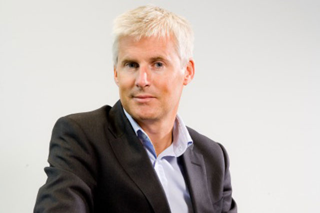 Will Orr: British Gas British Gas commercial director has revised his opinon of data