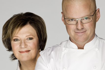 Waitrose: Delia Smith and Heston Blumenthal front campaign
