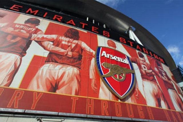 Arsenal FC: set to renew shirt sponsorship with Emirates