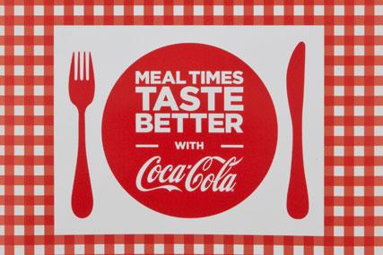 Coca-Cola: unveils When You Entertain cook book