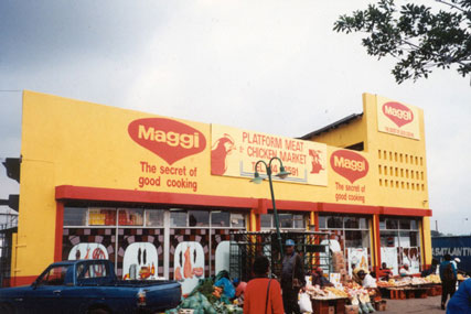 Maggi: aiming to be big in the UK