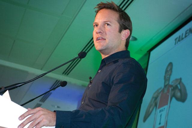 Richard Larcombe: director of advertising and sponsorship at Virgin Media