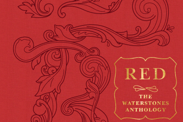 Waterstones' new anthology Red launching next month