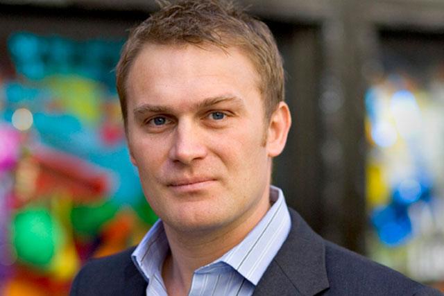 Robert Bridge: European marketing chief, Yahoo
