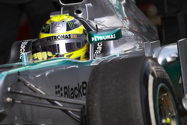 BlackBerry: sponsoring Mercedes F1 team