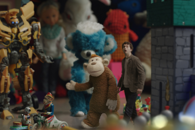 Barclaycard: first TV ad in nearly three years