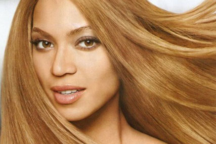 Beyonce: appears in L'Oréal hair care ads
