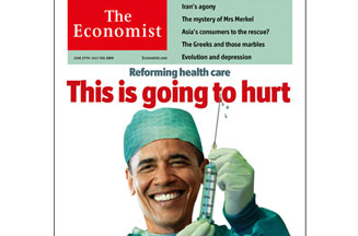 The Economist embarks on major campaign to widen readership