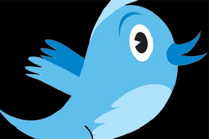 Twitter: only 20% of users visit the site regularly