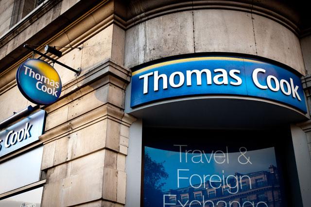 Thomas Cook: 2,500 job cuts