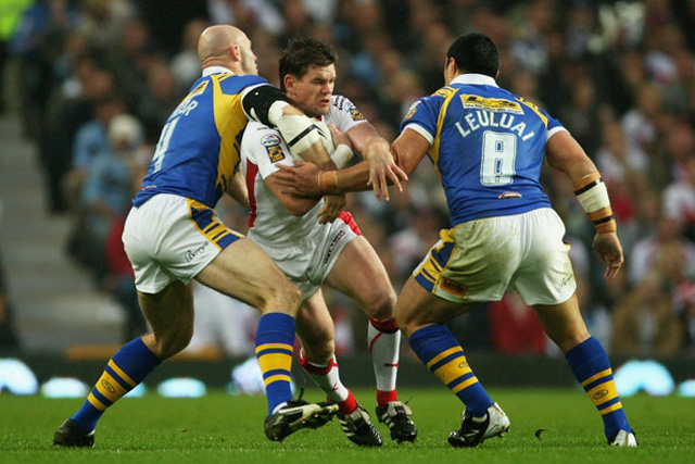 Rugby Football League: hired agencies VCCP and Fast Track
