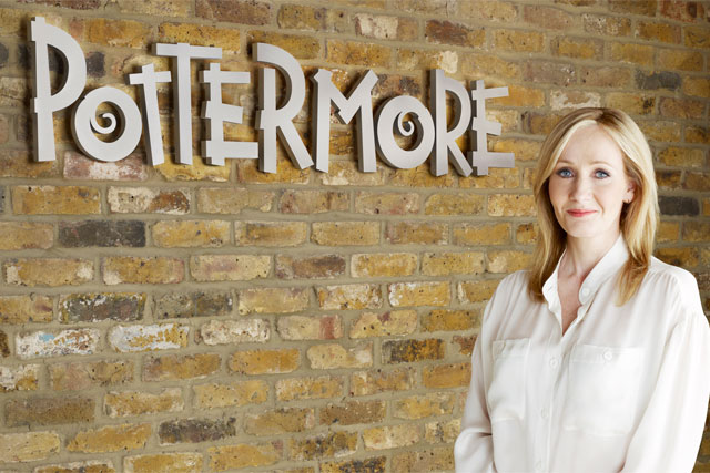 Pottermore: JK Rolwing-backed website has ebook deal with Google