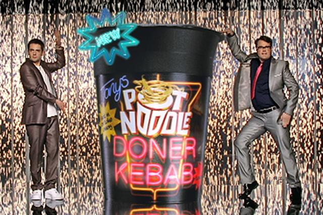 Pot Noodle: Unilever brand pledges to lower carbon footprint