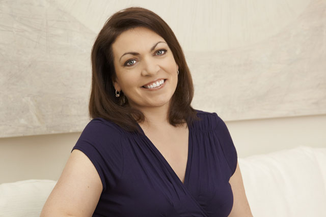 Roisin Donnelly: UK head of marketing for Procter & Gamble