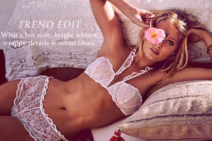 Victoria's Secret iconic style is easy on the eye
