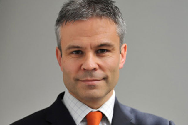 Andrew Mallery: new Mercedes-Benz Cars UK marketing director