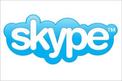 Skype: Sky challenges logo