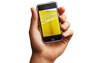 iPhone effect helps mobile marketing gain momentum