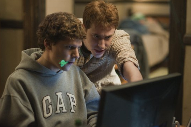 The Social Network: Sony Pictures release will be available on the LoveFilm service