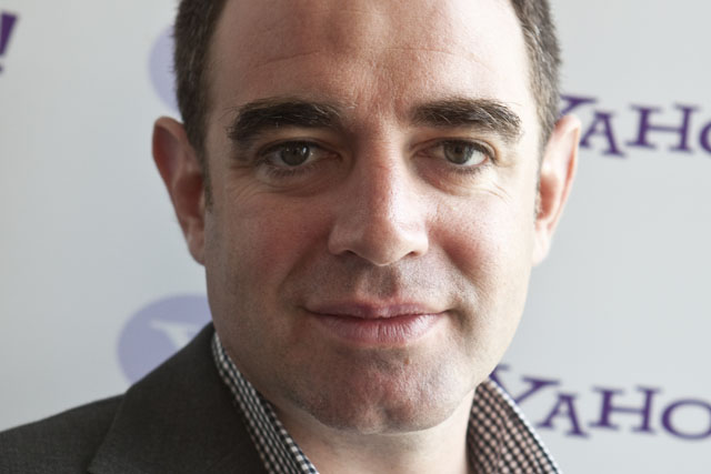 Tipple: 'we believe Yahoo can get to a number one spot in the celebrity news space'