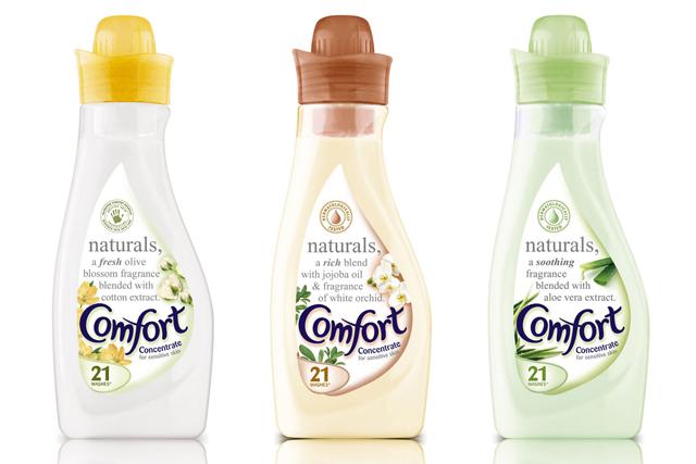 Comfort: Unilever brand