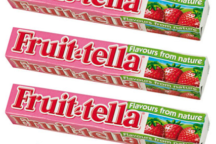 Fruittella: returns to TV ads