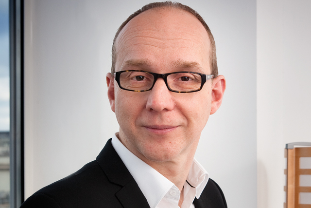 Mark Barber: planning director of the Radio Advertising Bureau
