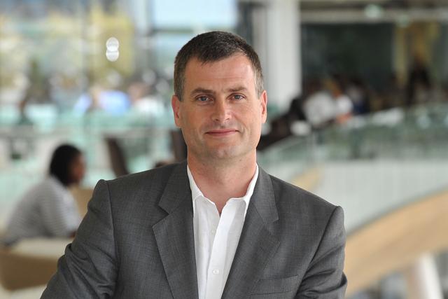 Ronan Dunne, chief executive, Telefonica UK
