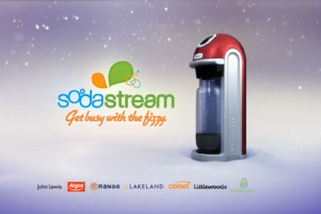SodaSttream: rolls out summer sampling campaign
