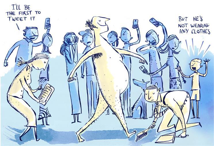 Illustration by Adam Larkum
