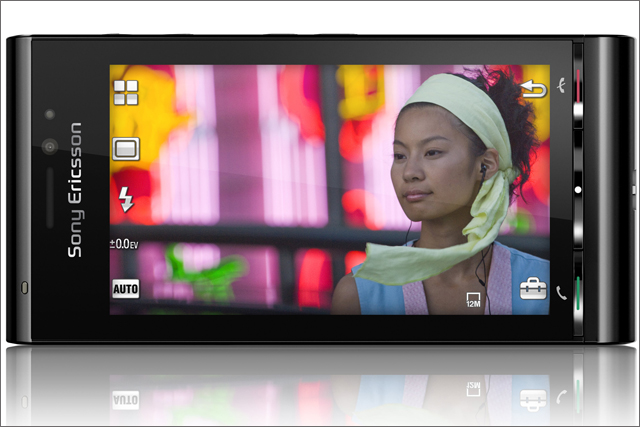 Sony Ericsson: loses top marketer Hoornik