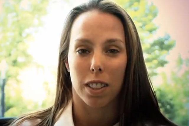 Beth Tweddle: Honda 'power of dreams' team member
