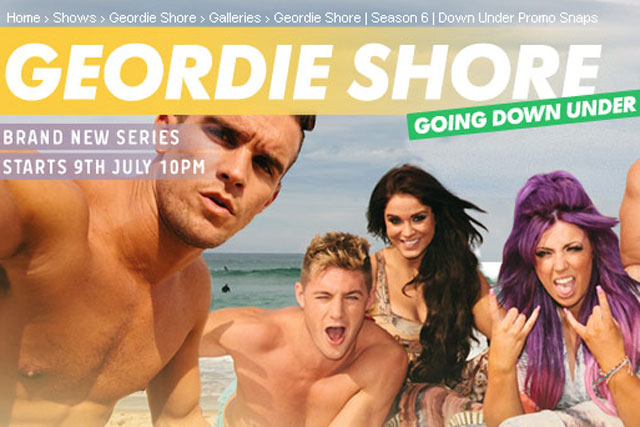 Geordie Shore: MTV to use Snapchat app to promote new series
