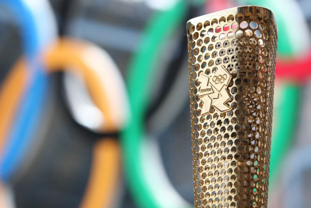 The Olympic torch: BA signs UK travel deal