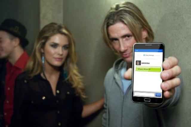 Fernando Torres: stars in Pepsi Max campaign