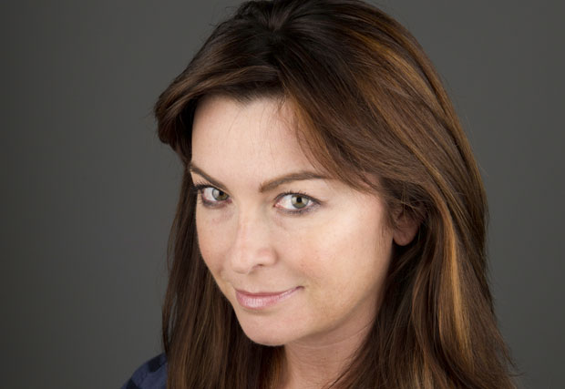 Suzi Perry: to present the live Facebook TV gadget show