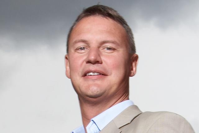 Troy Warfield: leaving Kimberly-Clark