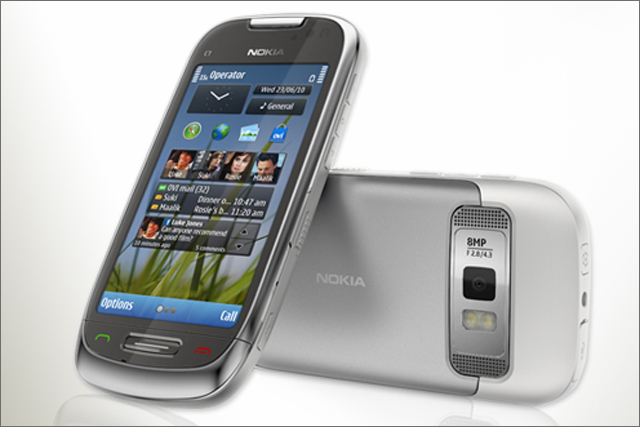Nokia: settles patents disputes with Apple