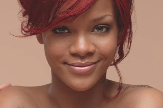 Rihanna: stars in Nivea's centenary celebrations (photo: PR Newswire)