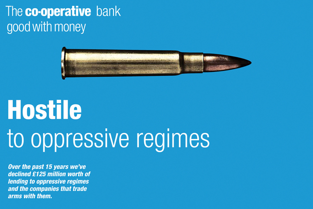 Co-operative Bank: in talks over Lloyds deal
