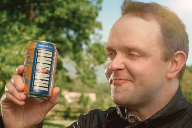 Irn Bru: could be joining brands like Robinsons