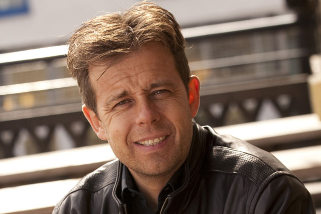 Pat Sharp: host of Smooth Radio's Weekend Breakfast Show