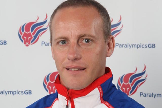 Matt Dimbylow: Team GB Paralympian