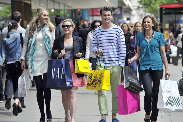 Oxford Street: brand image overahaul