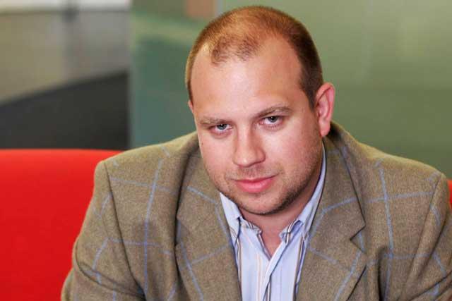 Simon Eyles: joining Taylors of Harrogate as marketing director