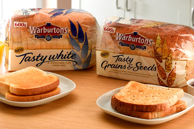 Warburtons: appoints Neil Campbell as managing director