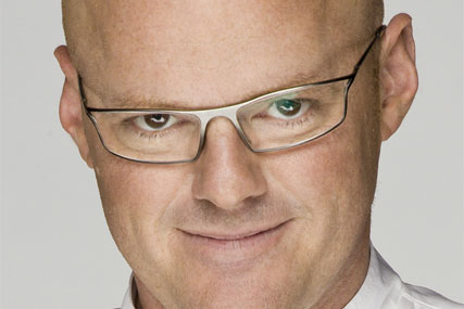 Heston Blumenthal: launches Waitrose range