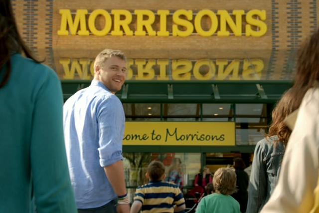 Morrisons: 2011 'Freddie' Flintoff campaign