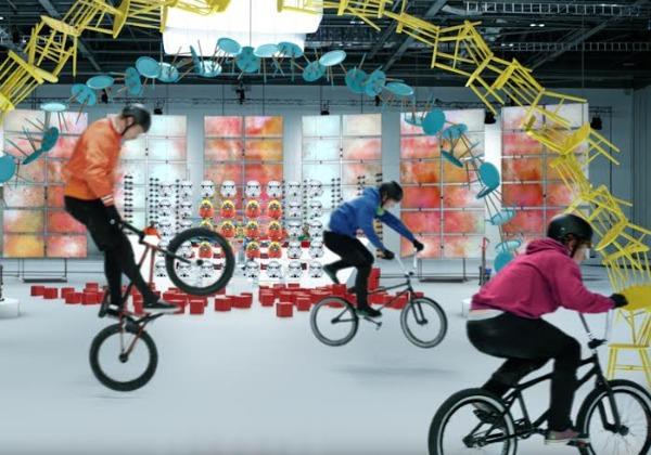 Argos: BMX bikers feature in retailer's latest multiplatform campaign