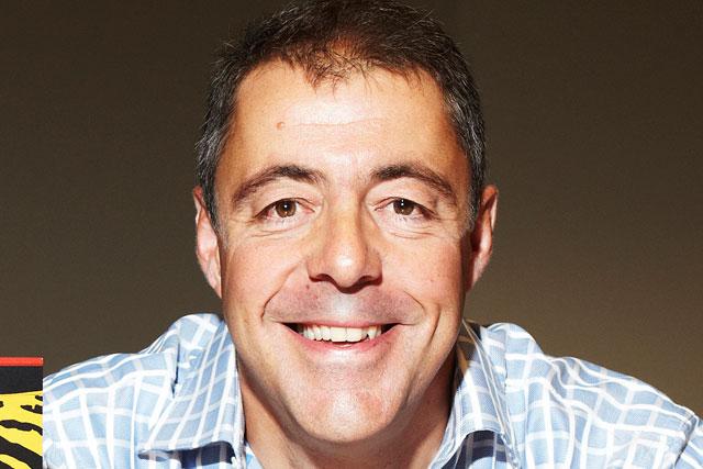 Peter Gutierrez, managing director, Jose Cuervo International